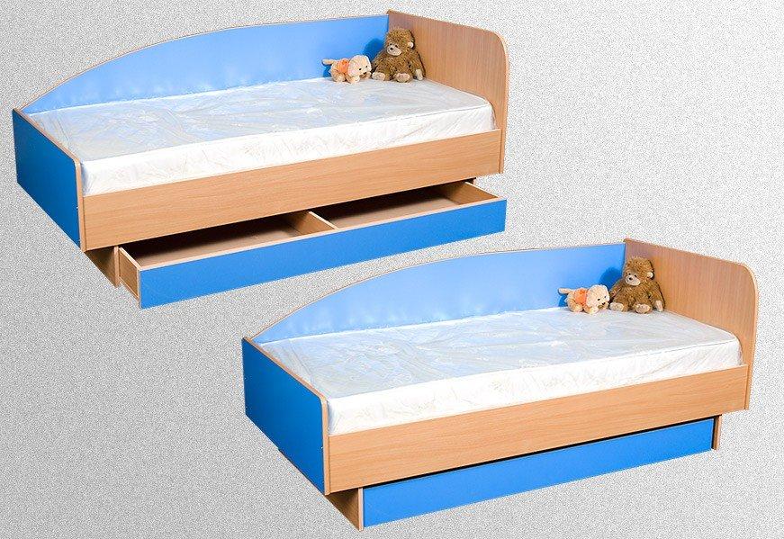 Кровать односпальная Дана